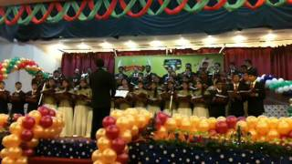 Kuwait Mar Thoma Parish - 2011 Christmas Carols - Pookalam Varavayi