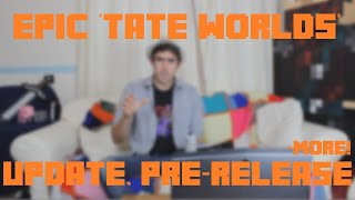 Minecraft Weekly News: Tate Worlds, MCPE 0.10.0, Xbone & Vita Retail, + Giveaway!