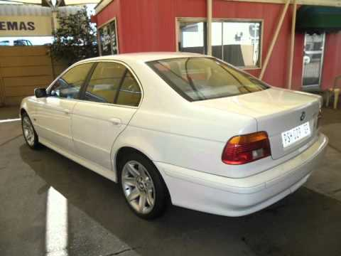2001 Bmw 5 Series 530i At E39 Auto For Sale On Auto Trader South