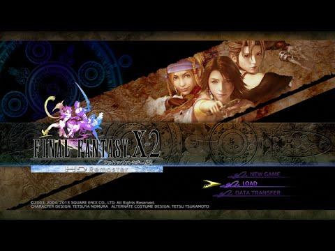 Final Fantasy X-2 Opening Theme HD