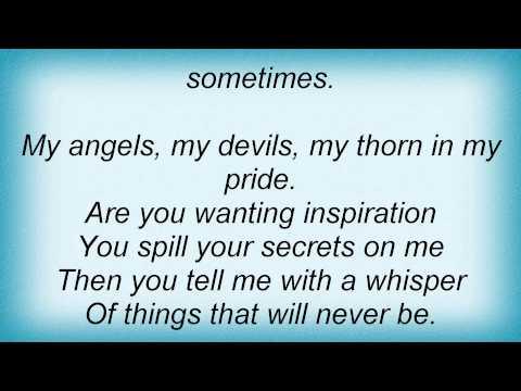 Black Crowes - Thorn In My Pride Lyrics_1
