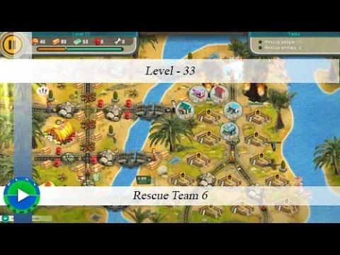Rescue Team 6 CE - Level 33  