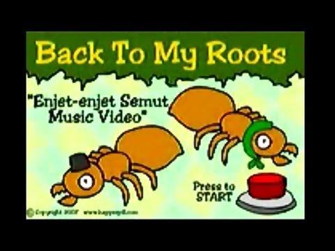 Enjet-enjet semut Music Video