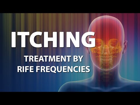 Itching (Skin) - RIFE Frequencies Treatment - Energy & Quantum Medicine with Bioresonance
