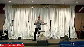 Pastor Walter Rivas/BIENVENIDO AÑO A LAS PROFECIAS 2020