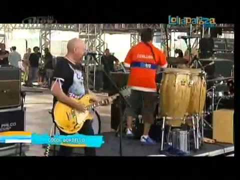 Gogol Bordello Brazil Lollapaluza Full Concert 2012