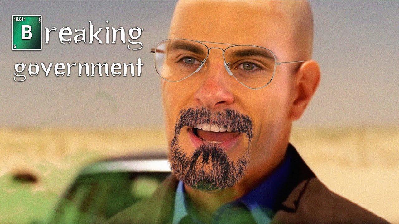 I Broke the Government