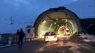 Ovit Dağı Tüneli - En son hali