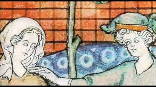 Montpellier Codex - Anon: Quant revient et foille et flor, L