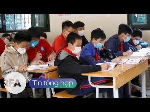 Tin Tổng Hợp RFA | 41 Tỉnh, Thành Tiếp Tục Cho Học Sinh Nghỉ Học