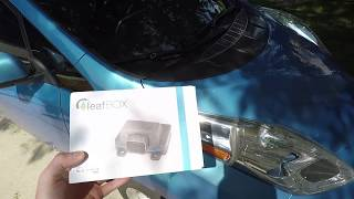 Leaf Box Range Extender Unbox, Install, and Initial Thoughts and Review