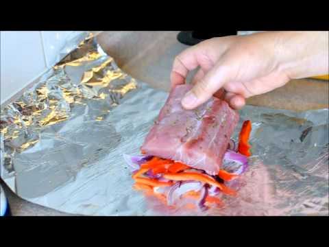Mahi Mahi In Foil Packet