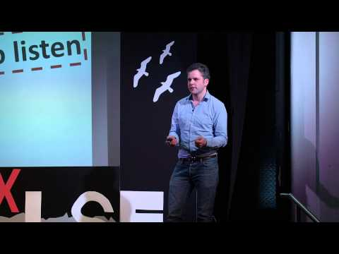 I want to work for a dignity | Jonathan Glennie | TEDxLSE