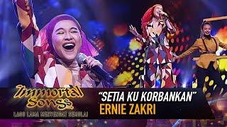 Ernie Zakri - Setia Ku Korbankan | Immortal Songs (2020)