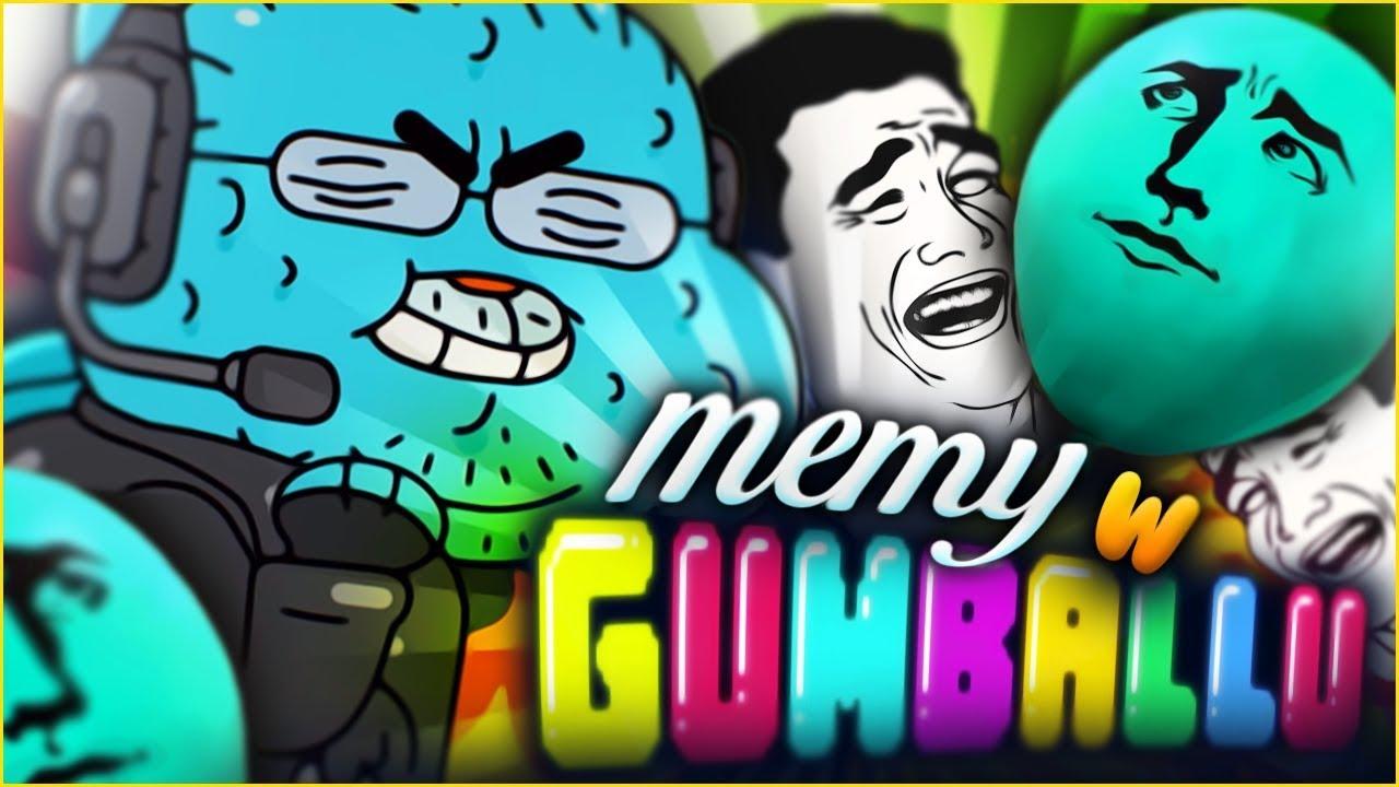 WTF?!.. INTERNETOWE MEMY W GUMBALLU!