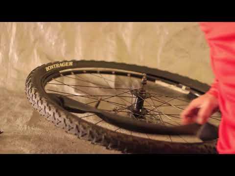 Change a 29er Mountain Bike MTB Inner Tube