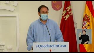 Murcia cierra la hostelería para frenar la pandemia