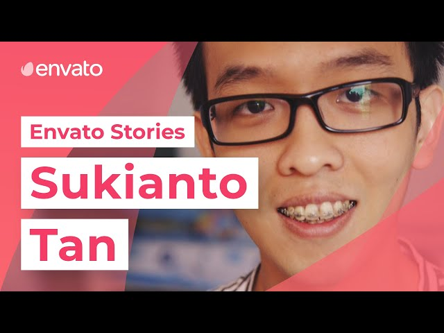 Envato Stories - Sukianto Tan