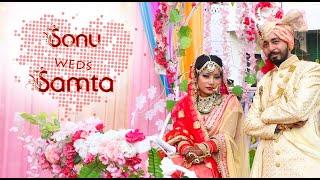 SONU WEDS SAMTA || NIRANKARI WEDDING HIGHLIGHT 2020 ||