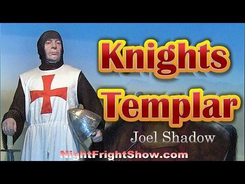 KNIGHTS TEMPLAR Holy Grail HIDDEN SECRETS of DA VINCI CODE Rennes le Chateau Night Fright Show
