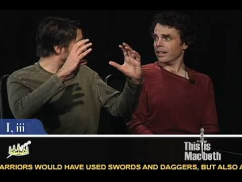 Interview with Macbeth & Banquo