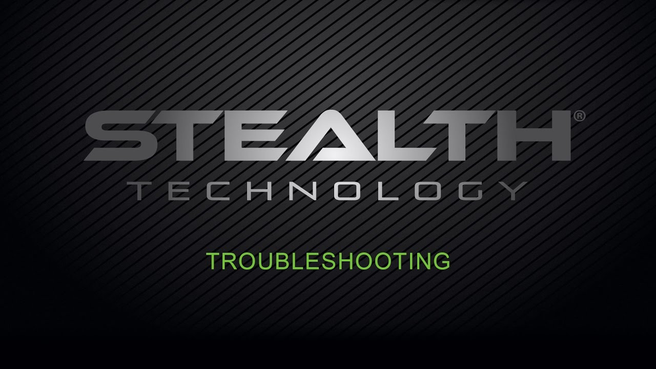 Stealth Toilet - Troubleshooting - YouTube