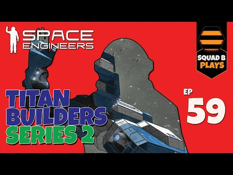'MOBILE ASTEROID BASE - INDUSTRY CENTRE' ep 2.59 - Space Engineers