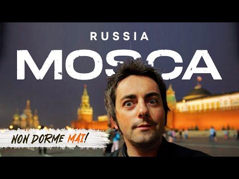 MOSCA MOSCOW MOCKBA 🇷🇺- Dal Cremlino e La Piazza Rossa fino al Gorky Park להורדה