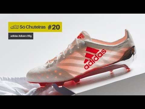 e5ab7f6ac3b0e Chuteira Adidas Adizero 99g