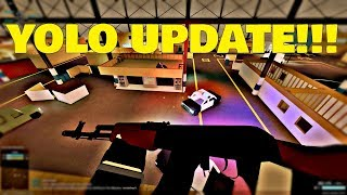 NEW YOLO AMMO UPDATE!!! - Roblox Phantom Forces