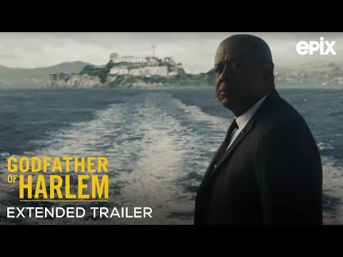 GODFATHER OF HARLEM - Trailer