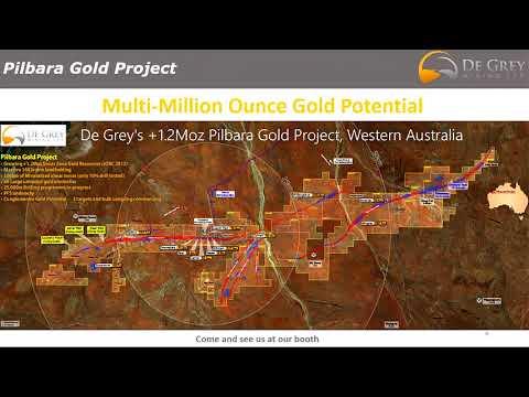 RIU Sydney 2018 - De Grey Mining's future