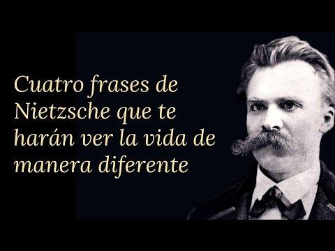 Friedrich Nietzsche Cuatro Frases Suyas Que Cambiarán Tu Forma De Pensar