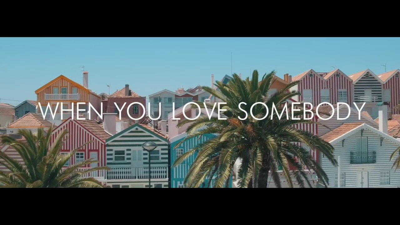 Abraham Mateo - When you love somebody (Official Video)