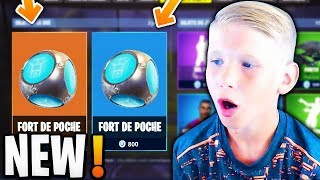 "FORTNITE with THE NEW GRENADE ""FORT OF POCHE"" SUPER CHEATABLE DISPONIBLE 😱"