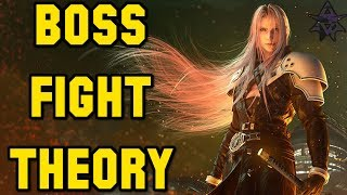 SEPHIROTH Boss Fight (Theory) - Final Fantasy VII Remake
