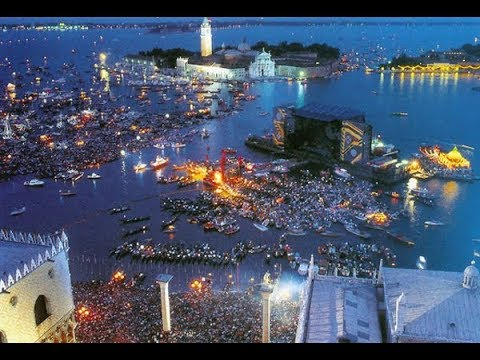 Pink Floyd - Live in Venice - 15/07/1989 FULL WORLD TV PREMIERE (ULTRA RARE FOOTAGE)