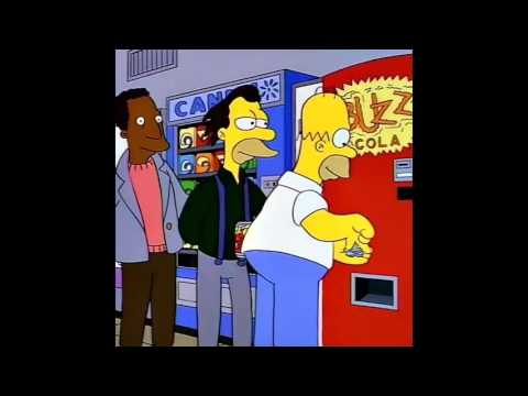 Shut Up! - The Simpsons