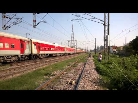 New Delhi Gaya LHB Mahabodhi Express