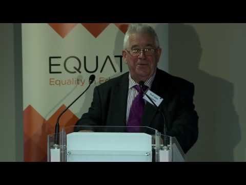John Coolahan - Professor Emeritus of Education National University of Ireland