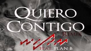 Yo Quiero Contigo (Official Remix) - Wisin Feat. Plan B (Descargar) (Letra) ★ Reggaeton 2015 ★