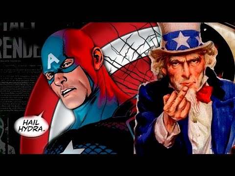 Captain America Steve Rogers #1 is NOT Hydra Leopold Zola Theory