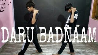 Daru badnaam dance choreography by rahul bijoria