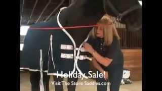 Scrim Sheets, Coolers & Horse Blankets