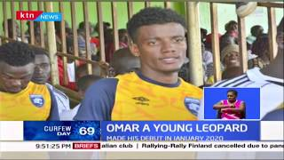 Omar a young Leopard: Highlight of football star Omar SomoBwana who plays for AFC Leopards