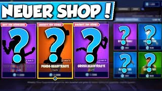 ❌ALL RESPONSIBLE SKINS in SHOP!! 😱 - NEW OBJECT SHOP in FORTNITE is DA!!