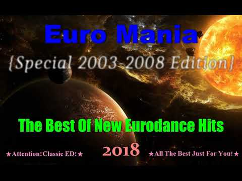 Euro Mania {Special 2003-2008 Edition} (2018) Nitzo - Once In Life (Planet Mobius 12'' Edit)