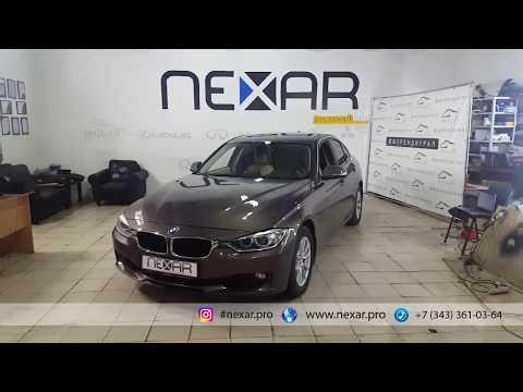 BMW 3-Series 2012: Сигнализация, видеорегистратор, видеоинтерфейс, камера ЗВ, ковры в салон и др.