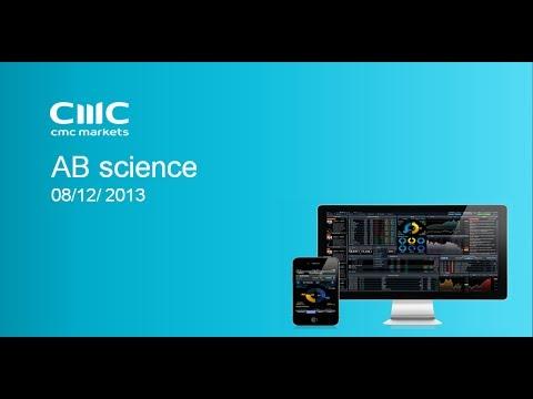 [09/12/2013] Analyse technique AB science par Tradosaure