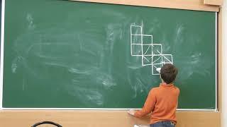 5 Развёртка куба из 12 квадратов (решение)